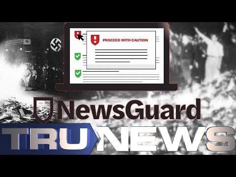Newz Nazis NewsGuard Slaps TruNews With Bad Boy Label