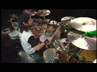 Mike Portnoy  - Panic Attack (Drum Cam)