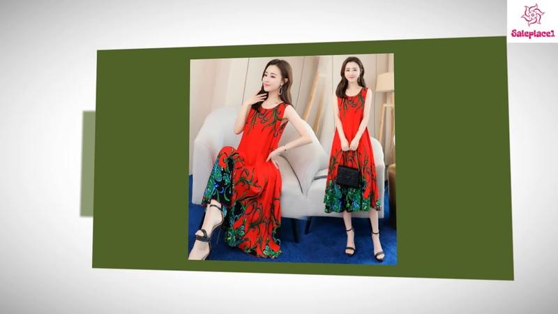 New plus size women summer dress 2019