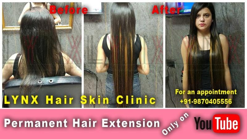Long Highlighted Hair Extension Till Hip Length in Delhi Gurgaon Call @ 91 7298877772