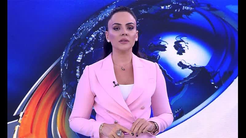 Buket Aydınla Kanal D Haber - 06.11.2019 -02