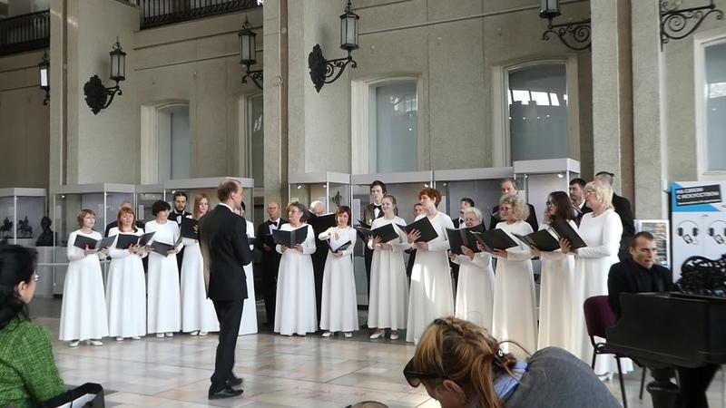 Концерт участников V EURASIA CANTAT - Академический хор г. Бийск 05.05.19