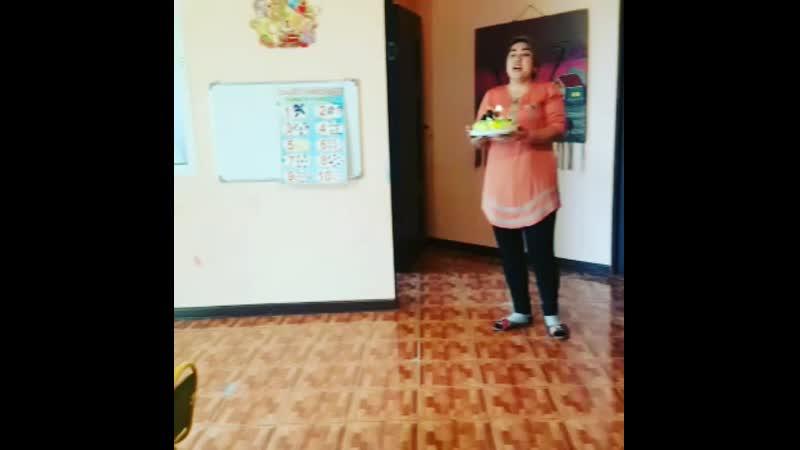 Аруна туган кунимен Сикош