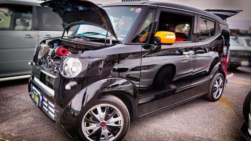 HONDA N-BOX SLASH Custom Car