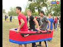 Молодёжь выбирает спорт: в Елецком колледже экономики, промышленности и отраслевых технологий прошёл день здоровья Здоровый