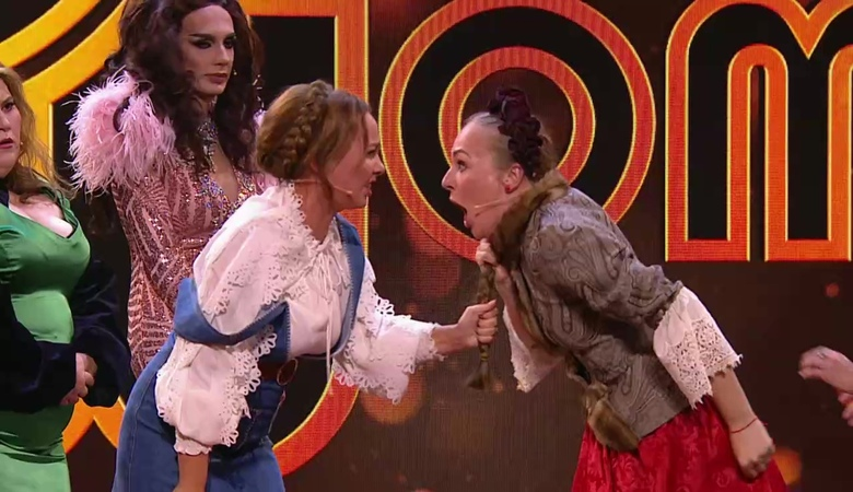 Comedy Woman Двойники участниц