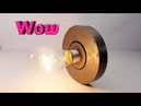 Free Energy Electric Generator Using By Magnet 100 New Idea