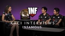 Infamous Interview with Kaci The International 2019
