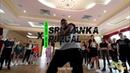 BIG UP KEMP RUSSIA 2019 DAY FIVE DANCEHALL WORKSHOP SRI LANKA RIFICAL SOLO