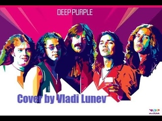 🔴Deep Purple - Sometimes I Feel Like Screaming - Solo with Tabs | by Vladi Lunev