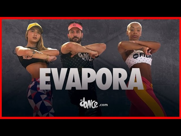 Evapora - IZA, Ciara and Major Lazer | FitDance SWAG (Official Choreography)