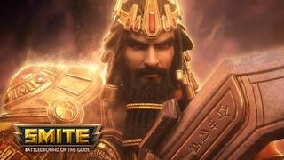 SMITE - King of Uruk   Gilgamesh Cinematic
