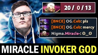Even CEB ask for Mercy — MIRACLE GOD Mode Invoker