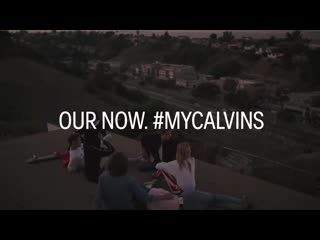 OUR NOW. #MYCALVINS _ Shawn Mendes, Noah Centineo, Kendall Jenner, and A$AP Rocky