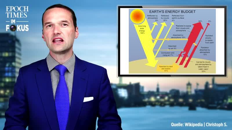 Der CO2-Schwindel (4) Auch auf dem Mars schmolzen die Polkappen in den letzten 14 Jahren im Fokus