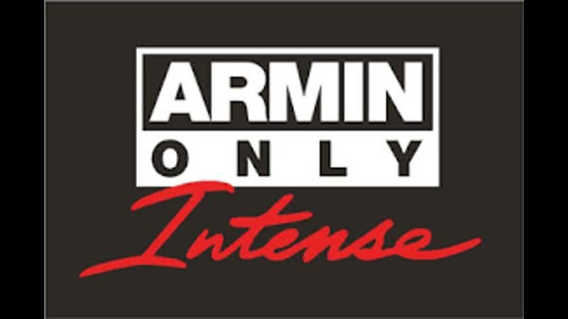 Intense Armin Van Buren in Russia