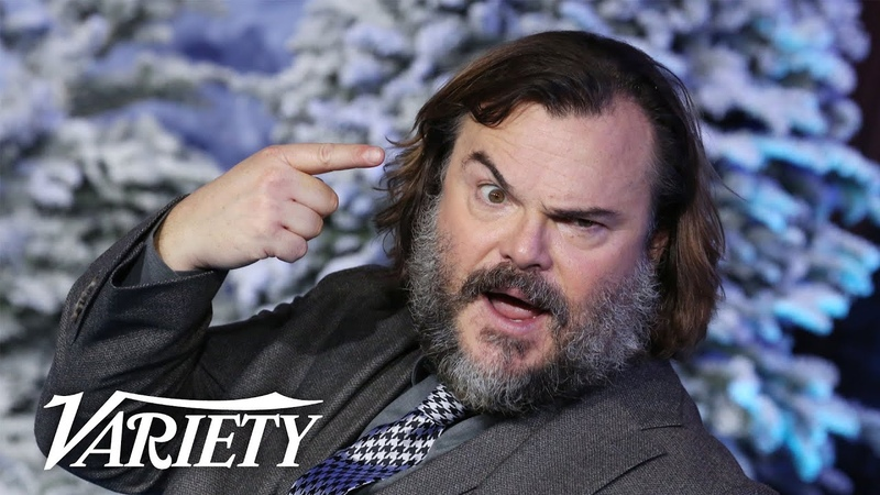 Jack Black Forgets He Was in 'The Holiday' and Plots a Fifth 'Jumanji' Movie