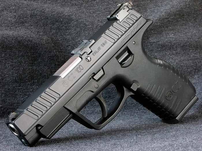 Пистолет CZ 100, Чехия, изображение №3