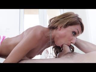 Hime Marie - Cock-Loving Latina - Porno, Blowjob, Brunette, Natural Tits, POV, Oral, Hardcore, Porn, Порно