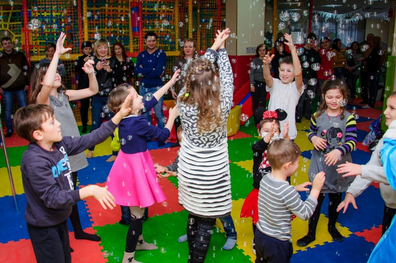 Новогоднее чудо для онкобольных детей