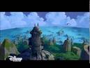 Атлантида: Затерянный мир на Канале Disney