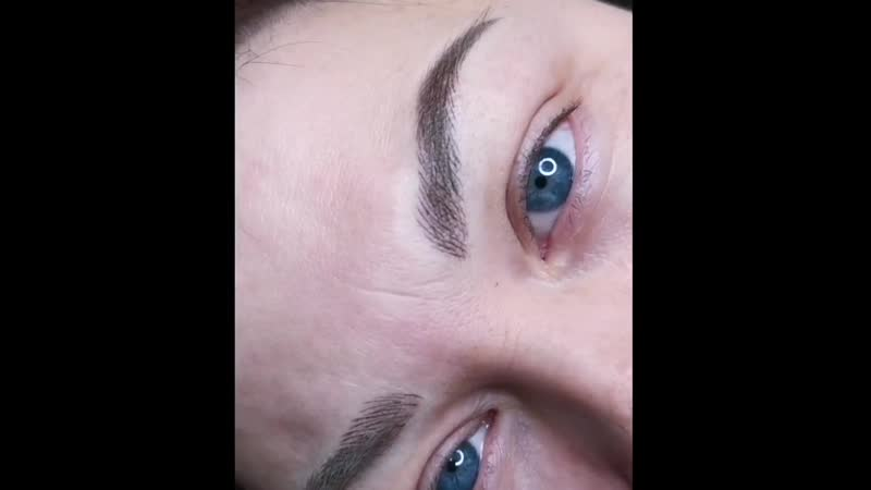 NATUREL BROWS from AArefeva