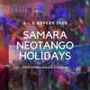 Samara NeoTango Holidays. 3 — 5 апреля 2020