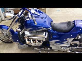 Boss hoss 502 big block custom