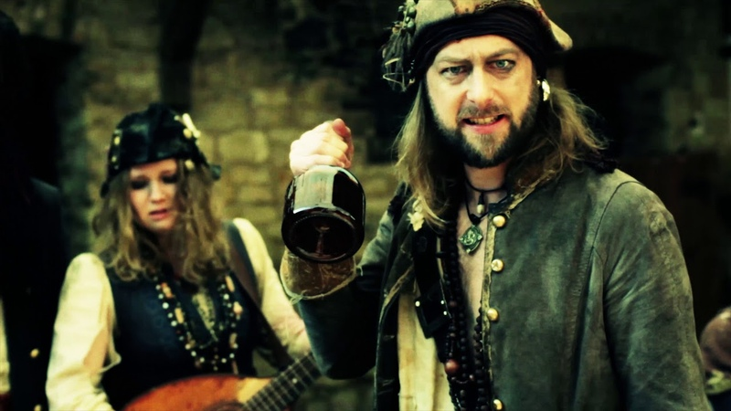 The Pirate Sessions - Bottle of rum