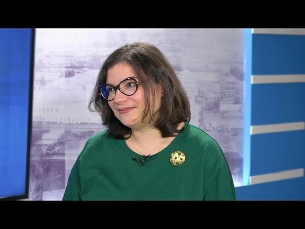 Анна Бляхман директор Нижегородского кампуса Высшей Школы Экономики
