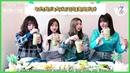 RUS SUB Команда Green Tea! Специальная трансляция с Ынби, Йеной, Хитоми и Юджин от Dispatch