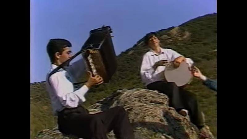 Лезгинские песни. Музыкальный фильм Под небом Шахдага 1994 г.