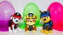 Мультик Киндер Сюрпризы Щенячий патруль новые серии Развивающие мультики для детей про игрушки