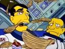 Интерстеллар по версии Симпсонов.