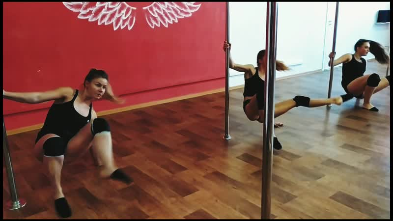 Pole contemp_ Сердце и голову_группа Ольга Лойко