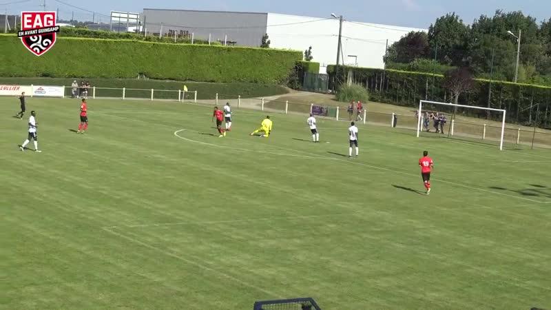 Guingamp Le Havre D couvrez le but de Ronny Rodelin 6 1 0