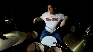 """""""Dark Tranquillity - Our proof of life""""  drum cover by Igor."""
