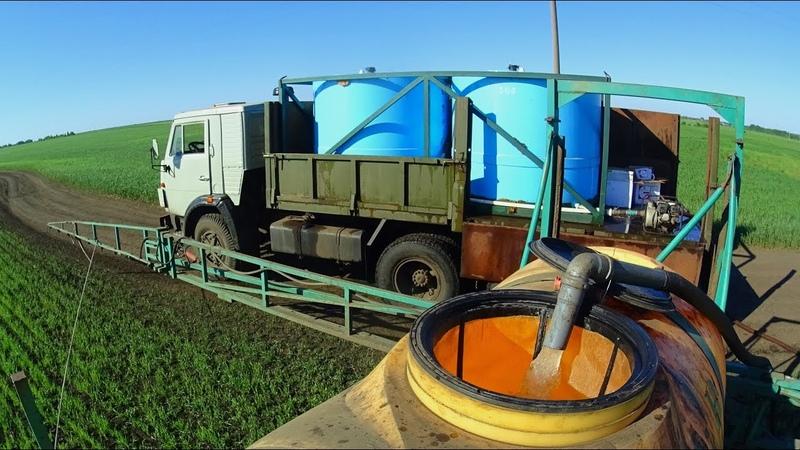 Подрабатываю аптекарем подвозя воду на КАМАЗе Новости о ремонте МАЗ 5551 ЗИЛ 45065 Акрос 530