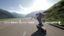 Lillian Barou Ben Pellet - Raw Run in Switzerland Alternative Longboards