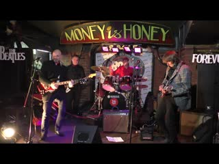 Freddie and the Drillers - The WORLD The BEATLES DAY (день БИТЛЗ) All You Need Is Love (, С-Петербург, MONEY HONEY) HD
