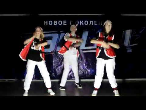 Tyga Ayy Macarena - Choreo by Kirill Vinogradov