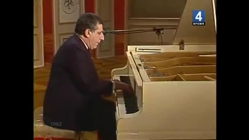 Рахманинов С.В.Прелюдии ми бемоль мажор,до минор.А.Бабаджанян