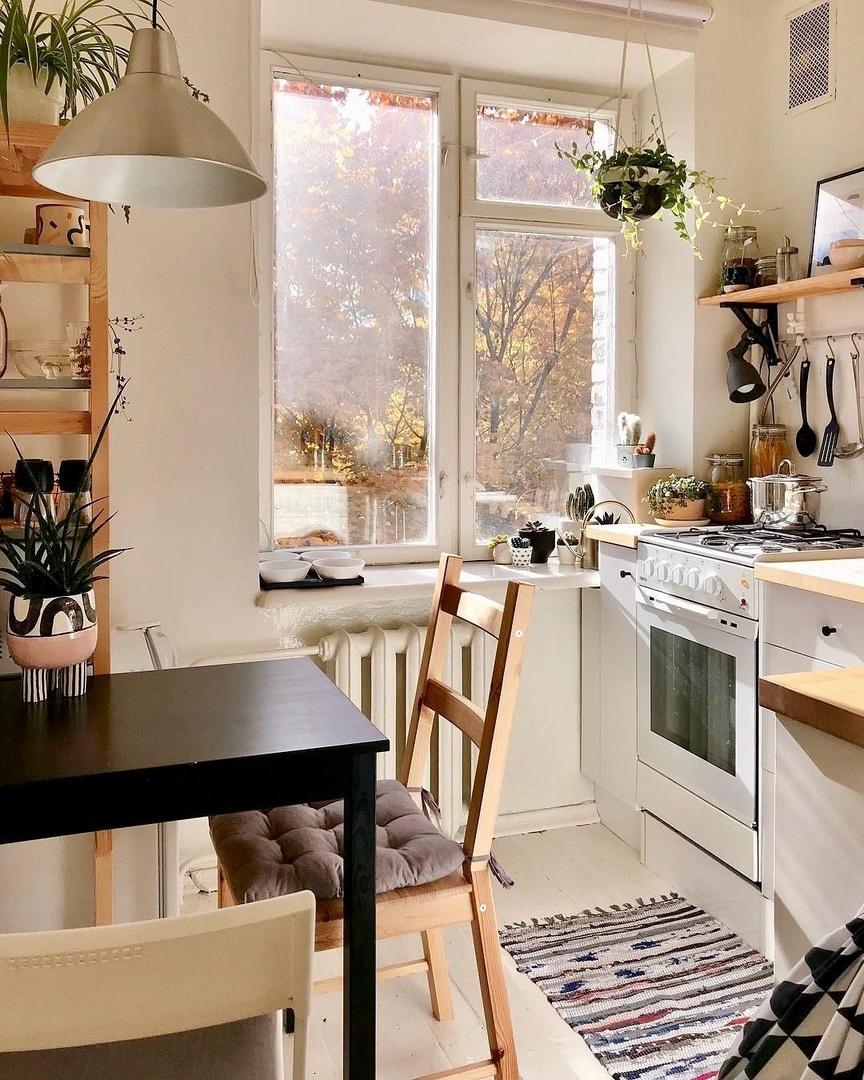 5 маленьких кухонь, в которых задействовано все полезное пространство, изображение №7