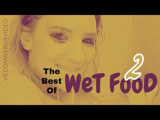 Cali Carter, Karmen Karma, Alena Croft... in «The Best Of Wet Food 2» (Blowbang, Bukkake) Pervix Video