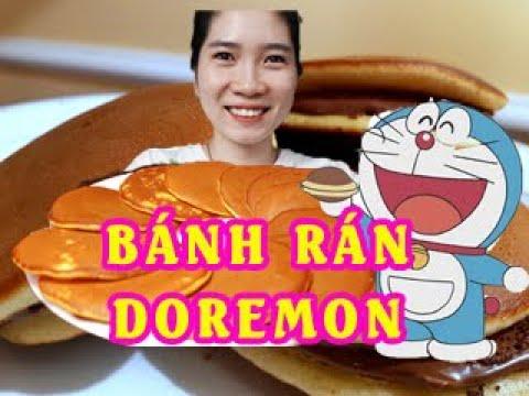 Tập 19 Thử làm bánh rán Doremon với cái kết siêu bất ngờ hehe