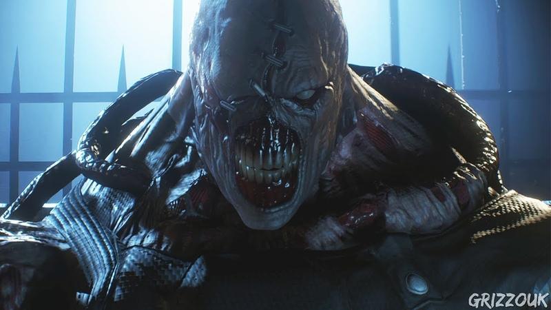 Resident Evil 3 Remake Classic Nemesis PC Mod