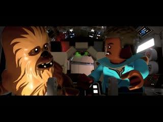 Lego star wars the skywalker saga — sizzle teaser