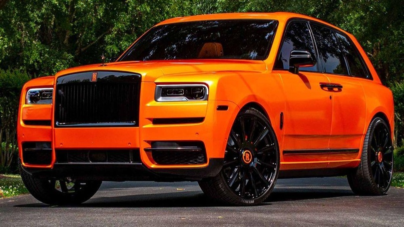 Rolls-Royce Cullinan for Beckham: a football player ordered an unusual tuning for his car
