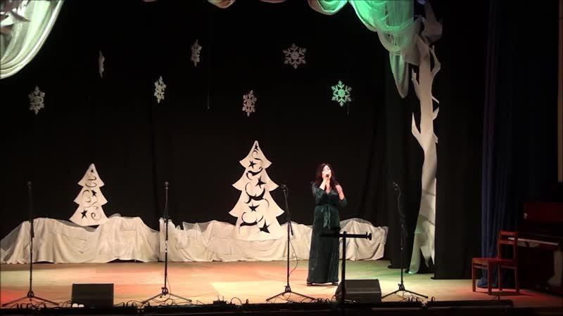 Благотворительный концерт 2020 Наталья Минаева Республика Коми