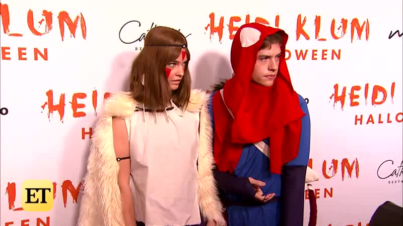 Dylan Sprouse and Barbara Palvin Rock Halloween Costumes in Tribute to Their 'Favorite Characters' 720 X 1280 mp4 смотреть онлайн без регистрации
